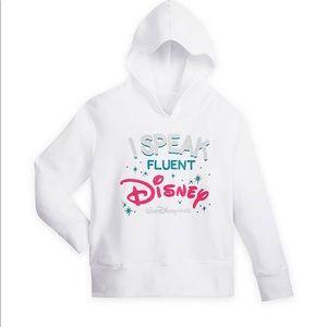 Girls xs Disney parks hoodie